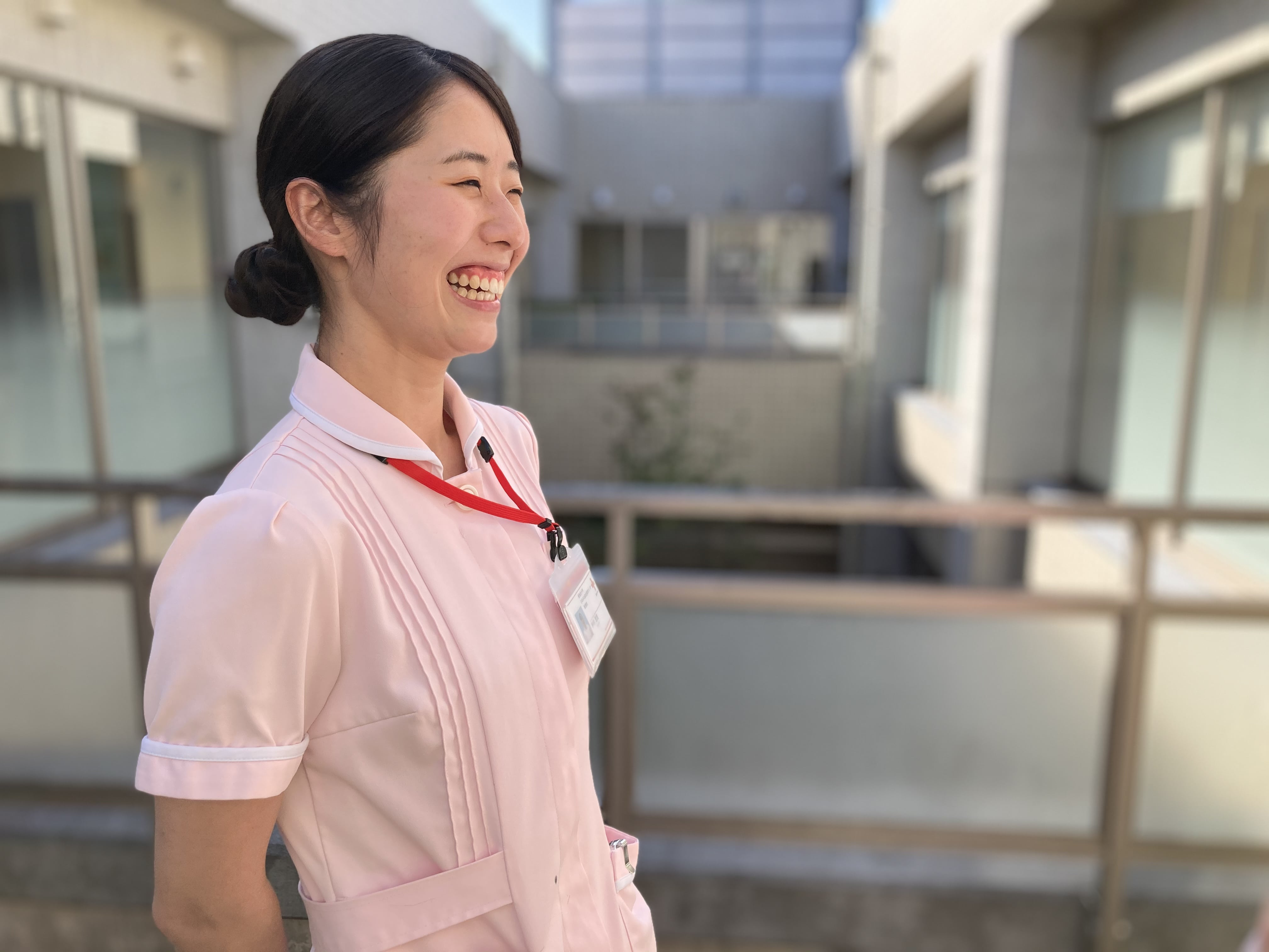 徳島赤十字ひのみね総合療育センター 徳島赤十字障がい者支援施設ひのみね